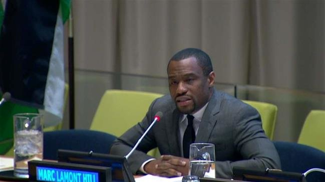 Photo of CNN commentator sacked for giving pro-Palestine speech at UN