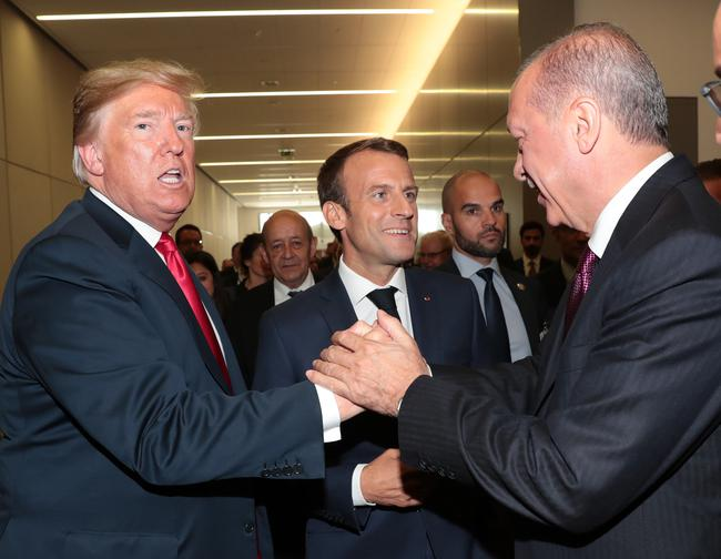 Photo of Close allies Turkey, US mutually lift sanctions on top gov't officials