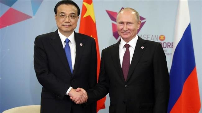 Photo of China, Russia hail positive cooperation, seek 'new achievements'
