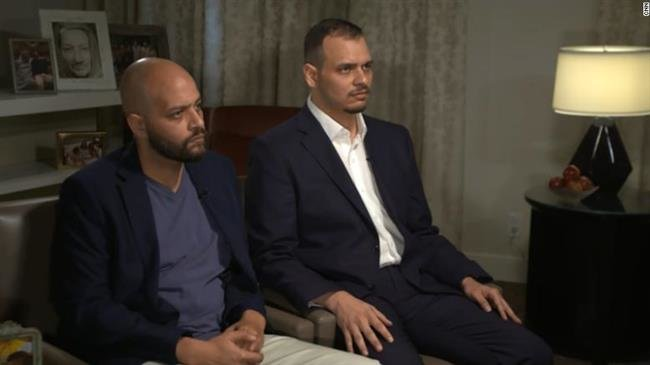 Photo of Khashoggi's sons plead for father's body