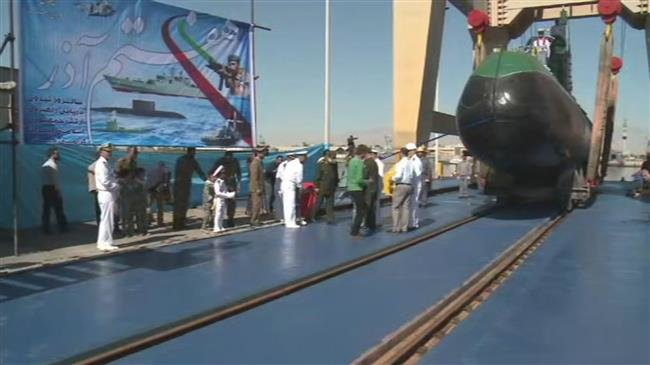 Photo of Two new submarines join Iran's naval fleet
