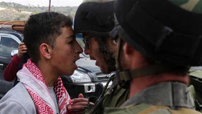 Photo of Palestinian Resistance to discourage Zionists
