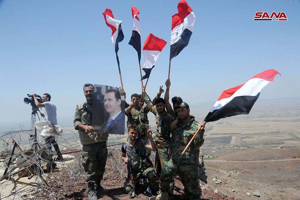Photo of Syrian state bent on liberating entire Syrian soil: Official