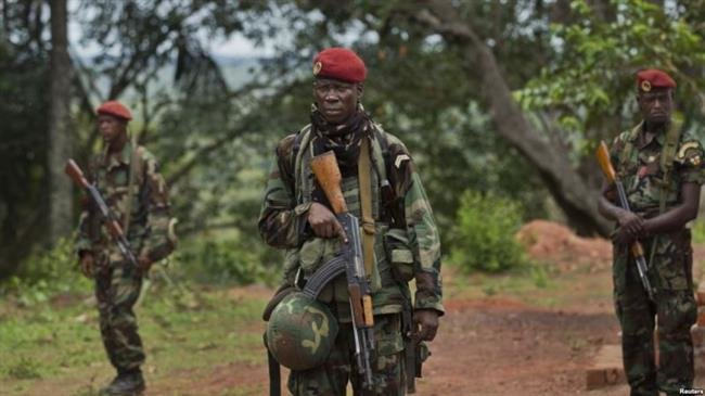 Photo of 3 soldiers killed in Central Africa army shootout