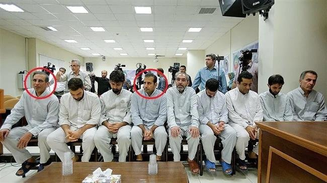 Photo of Iran hangs 'sultan of coins', accomplice for corruption