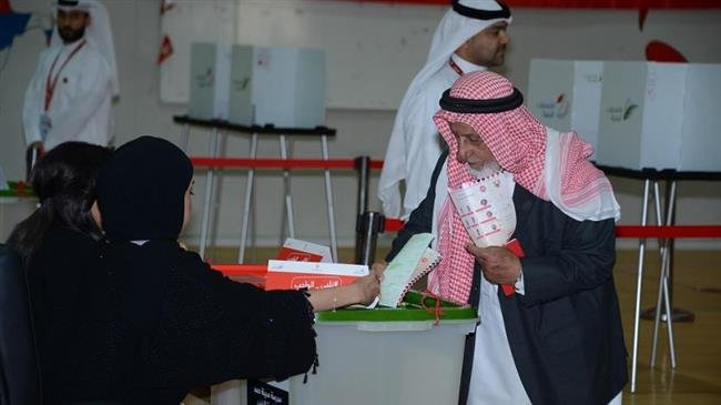 Photo of Bahrain holds polls without opposition parties
