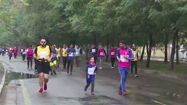 Photo of Baghdad Marathon for peace kicks off in Iraqi capital