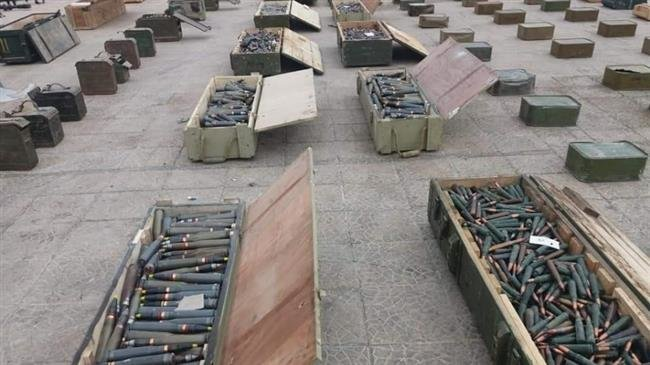 Photo of Syrian troops discover new caches of US-built munitions in ex-terrorist redoubts