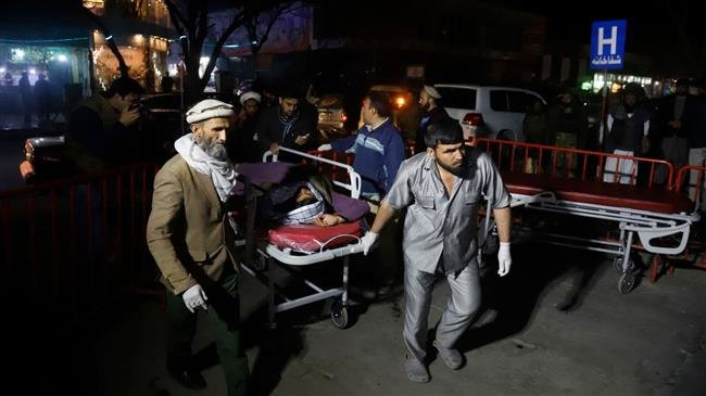 Photo of Terror blast kills over 50 people, wounds dozens in Afghan capital