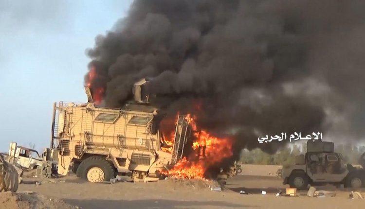 Photo of Yemeni Forces Lure Saudi-led Mercenaries into Trap on Western Coast, Claiming Entire Group