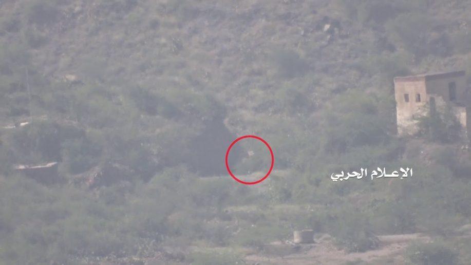 Photo of Houthi ambush destroys 2 Saudi Army vehicles near Yemeni border