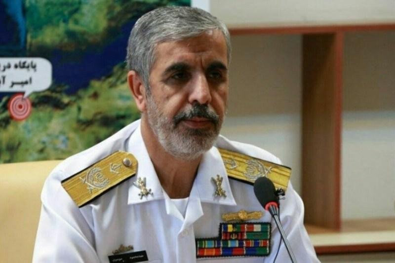 Photo of Iran continues presence in open seas: Senior Cmdr