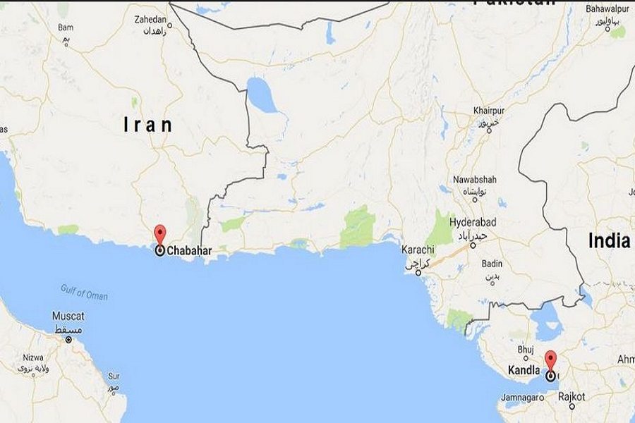 Photo of Chabahar, India's effective tool against US military expansion