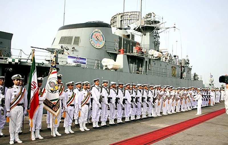 Photo of 53 Iranian cruisers present in Aden Gulf, Bab-el-Mandeb Strait
