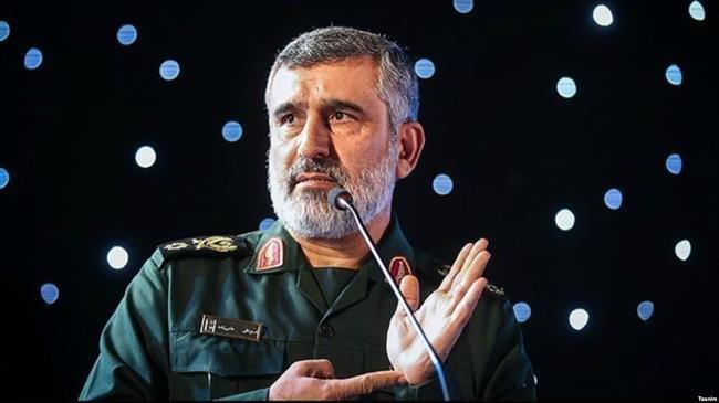 Photo of Iran's latest ballistic missile test significant: Senior IRGC commander