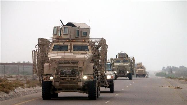 Photo of Heavy clashes as zionist Saudi push in Hudaydah repelled