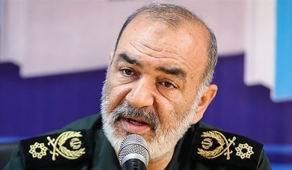 Photo of IRGC Commander: US Attempts to Harm Resistance Front by Terrorist Groups Backfire