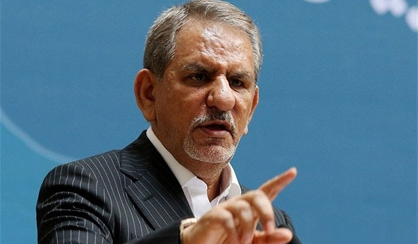 Photo of First VP: Gov't Able to Manage Iran without Crude Revenues