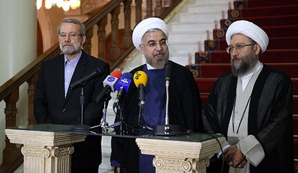 Photo of President: Iran's Oil Exports Increase after US Sanctions