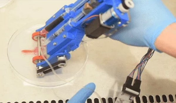 Photo of Iranian Researchers Build Machine to Produce Feed Materials for 3-D Printers