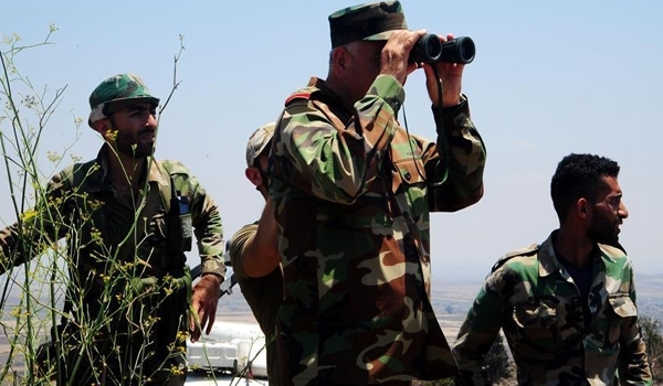 Photo of Terrorists Continue Attacking Syrian Army Positions from Demilitarized Zone in Hama, Idlib