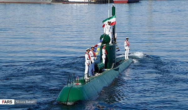Photo of Official: Iran's New Submarine Equipped with Subsurface-to-Surface Missiles, Ready for Export