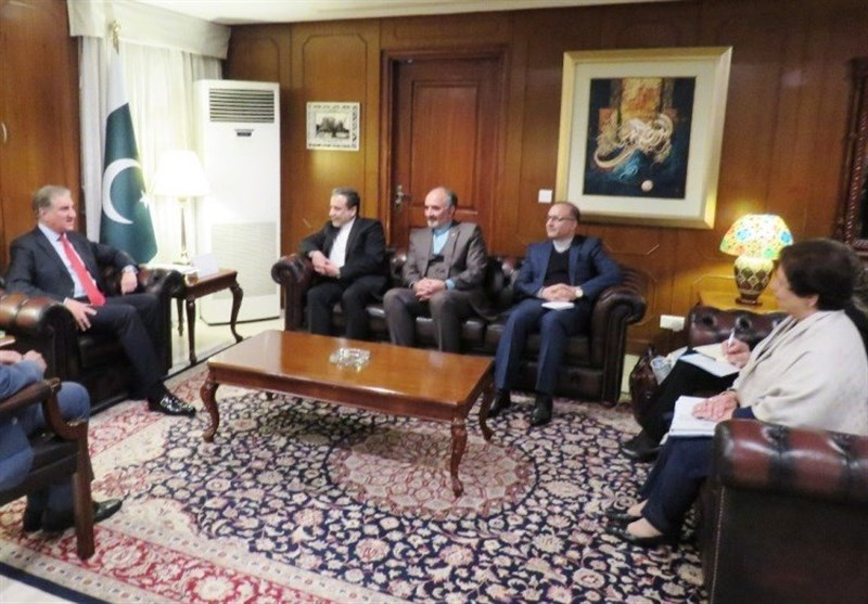 Photo of Iran's Deputy FM Holds Talks with Top Pakistani Officials