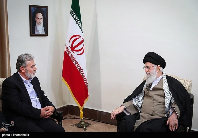 Photo of Leader of the Islamic Ummah and Oppressed Imam Ayatollah Khamenei: Palestinians to Form Government in Tel Aviv