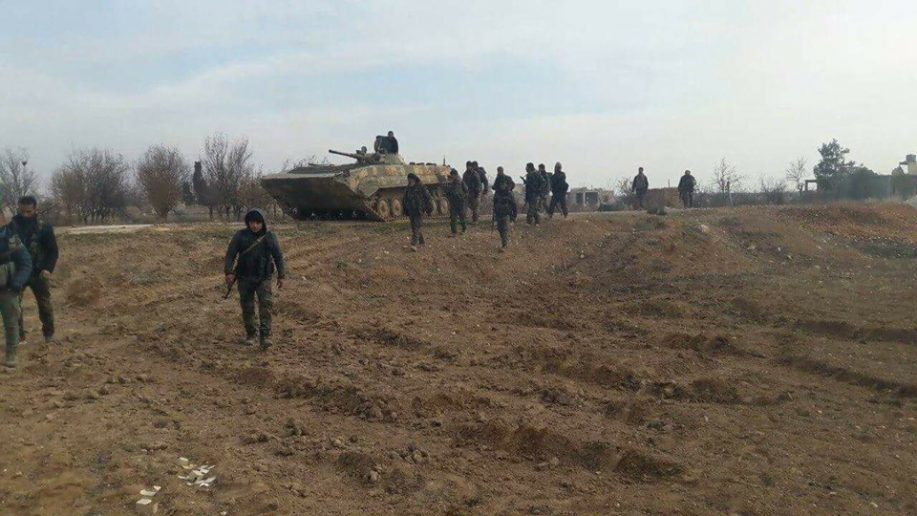 Photo of Update: Tiger Forces to begin offensive against ISIS in east Deir Ezzor