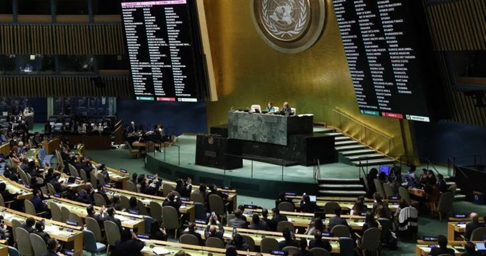 Photo of Hamas thanks UN member states for foiling US draft resolution