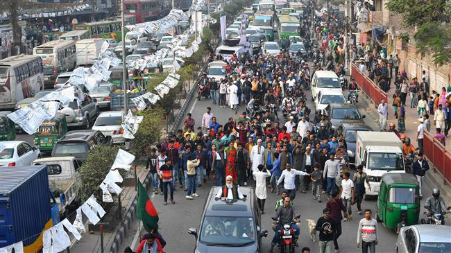 Photo of Bangladesh faces violence as election campaign ends