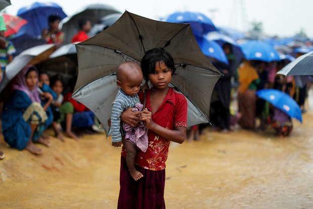 Photo of Rohingya refugees need 'safety and dignity' to return home