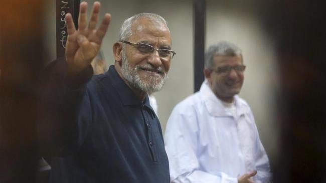 Photo of Egyptian court gives life sentence to Muslim Brotherhood leaders