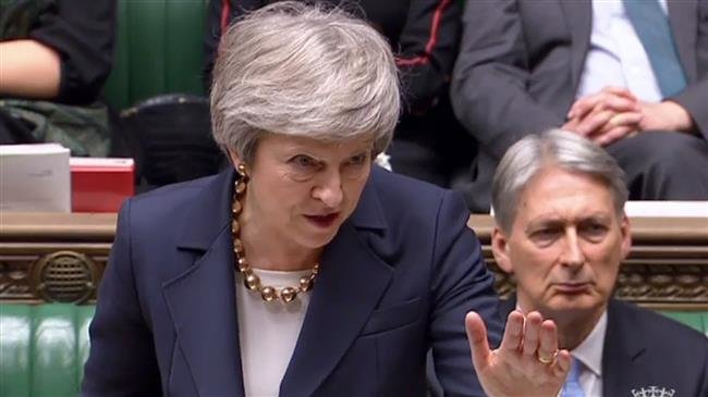 Photo of Shameless May suffers humiliating parliamentary defeats