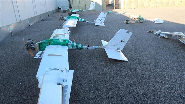 Photo of Fateh al-Sham terrorists obtain 100 drones from Turkish border to be used in chemical attacks in Syria: Report