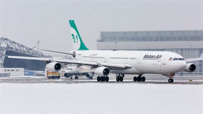 Photo of Iran denies report of Germany's ban on Mahan Air in 2019