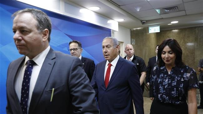 Photo of Zionist police recommend bribery charges against butcher Netanyahu, wife