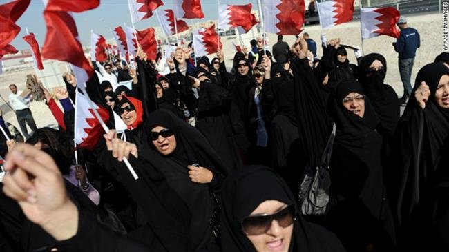 Photo of Bahrain opposition warns puppet regime about abuse of female activists