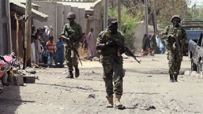Photo of Northeastern Nigeria fighting with militants leaves 12 soldiers dead
