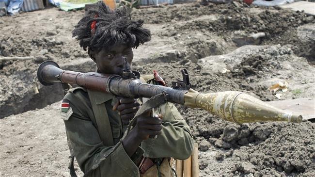 Photo of Israeli weapons fueling South Sudan civil war: Report