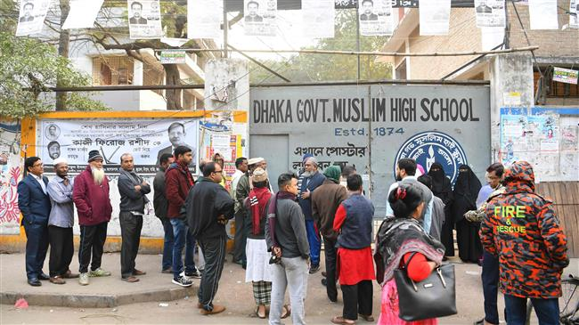 Photo of Polls open in Bangladesh, fresh clashes kill five