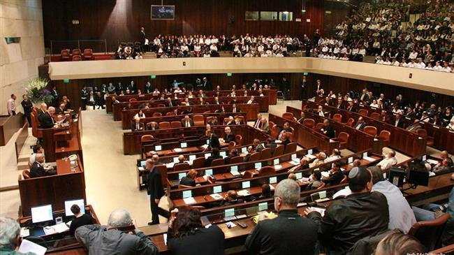 Photo of Zionist entity dissolve Knesset, set date for early elections