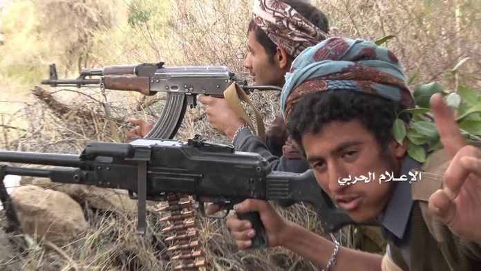 Photo of VIDEO: Yemen Hezbollah Houthi forces launch big counter-offensive in Yemen's Al-Jawf province