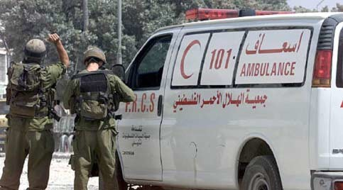 Photo of Woman dies at al-Aqsa as Israeli forces obstruct ambulance access