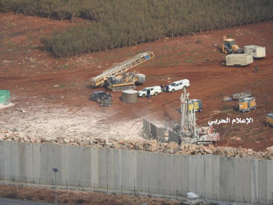 Photo of Hezbollah releases several photos of zionist troops near Lebanese border
