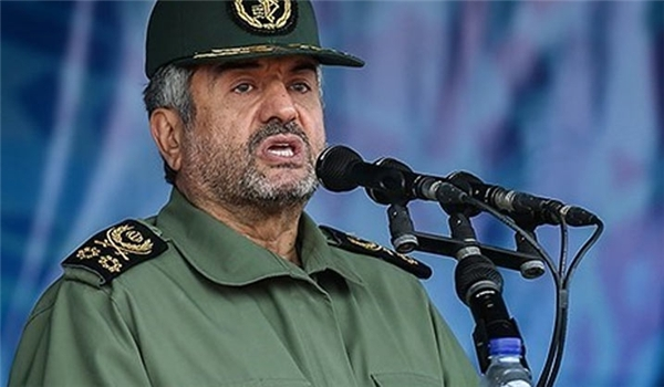 Photo of IRGC Commander Stresses Continued Presence in Syria, Warns Israel of Iran's Precision-Striking Missiles