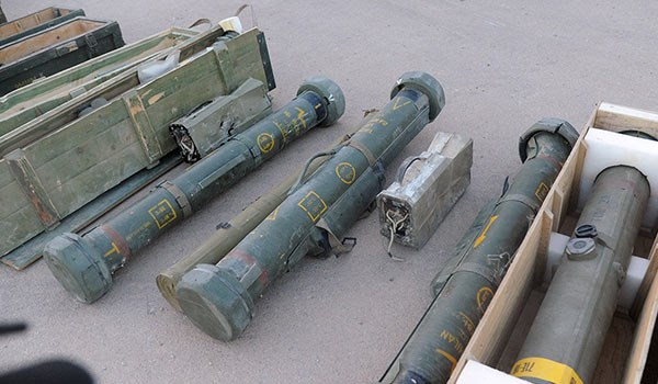 Photo of Syria in Last 24 Hours: Army Discovers US Missiles at Terrorists' Military Bases in Homs