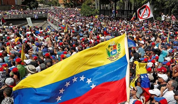 Photo of Venezuelan Envoy: Maduro to Counter US Interference