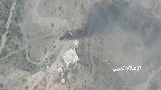 Photo of VIDEO: Yemeni Hezbollah strikes military base in southwestern Saudi Arabia