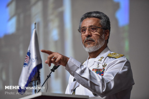 Photo of Defense achievements show futility of sanctions: Iran military official